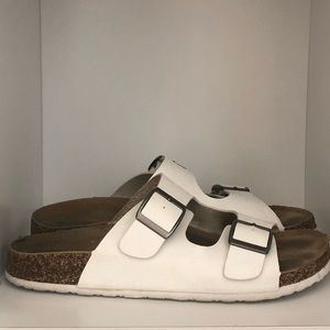 Mossimo Double strap slide